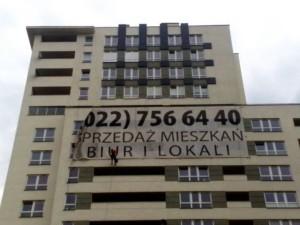 Demontaż reklam Warszawa