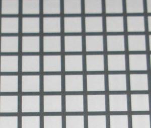 metalowa kratka wentylacyjna