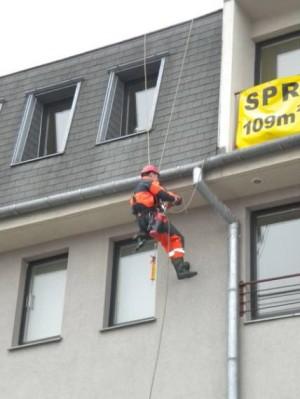 Montaż zabezpieczeń przeciwko ptakom Warszawa